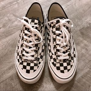 Vans Style 36 SF Checkerboard shoes